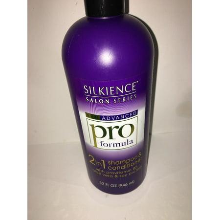 SILKIENCE Salon Series New Advanced Pro Formula 2 n 1 Shampoo & Conditioner