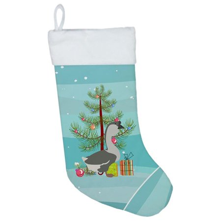 Carolines Treasures BB9266CS African Goose Christmas Christmas Stocking - image 1 of 1