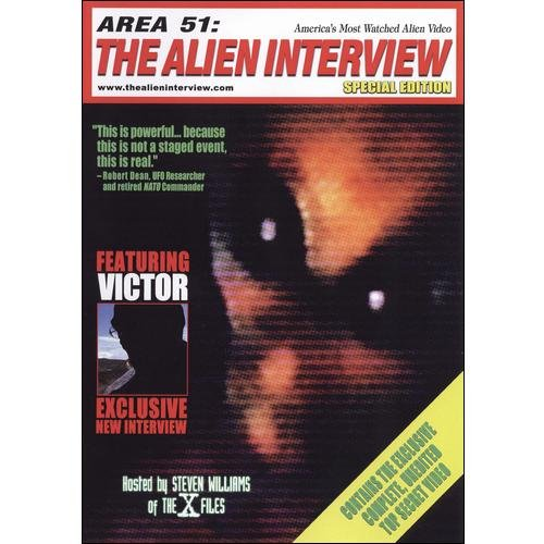 Area 51: The Alien Interview (Special Edition) (Full Frame)