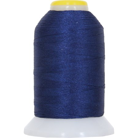Threadart 60 Weight Micro Embroidery & Bobbin Thread - 1000m Spools - 30 Colors Available - Blue Color Changing Thread