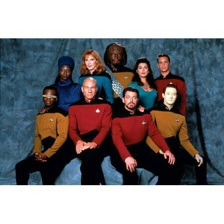 Star Trek Tng 11inx17in Mini Poster