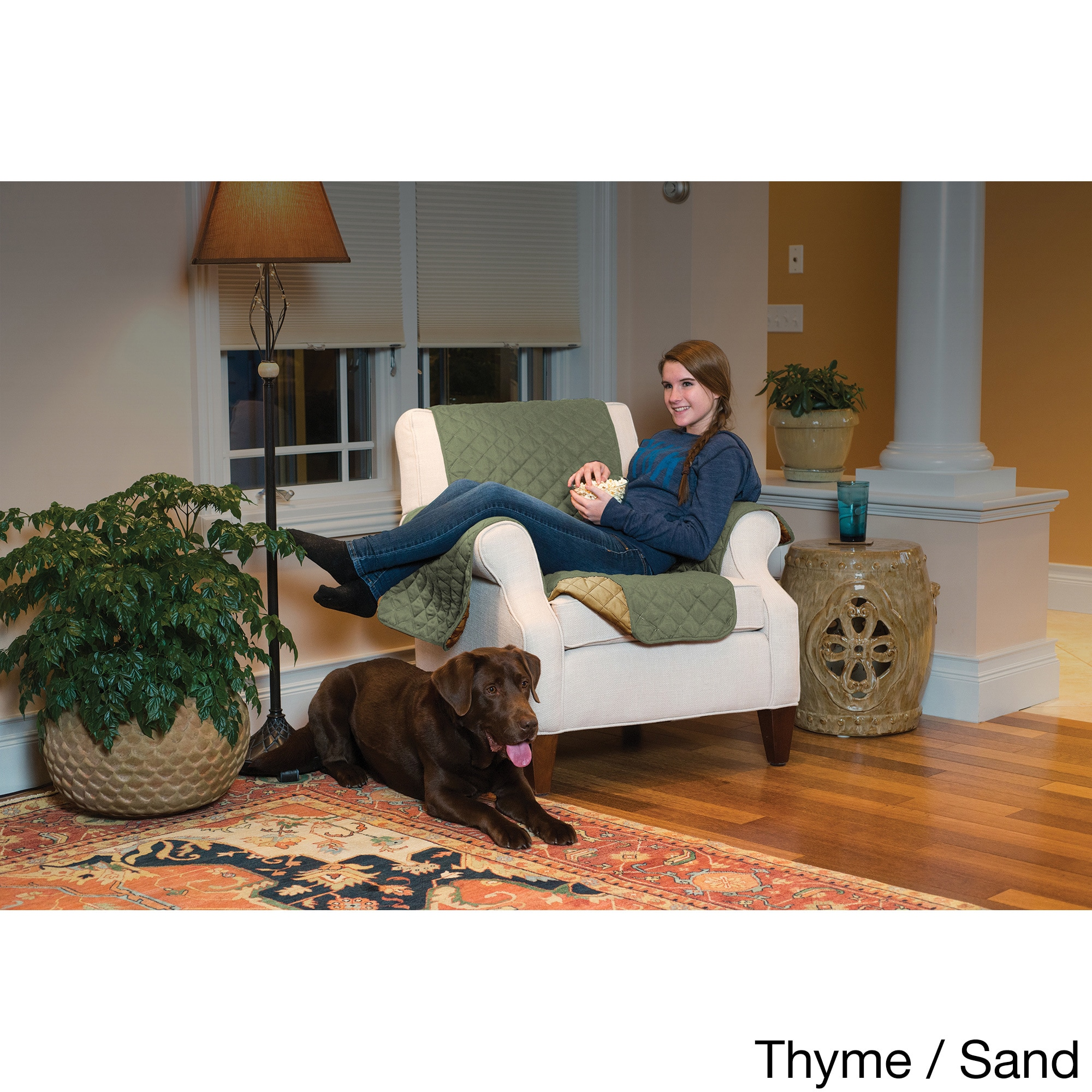 Hawthorne Ultra Plush Furniture Protector