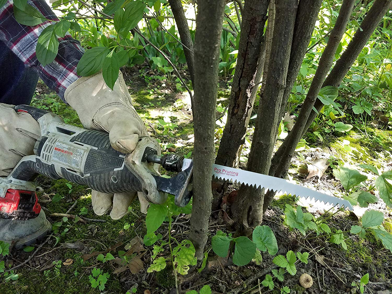 9-Inch Wood Pruning Reciprocating//Sawzall Saw Blades 5 Pack 5 TPI