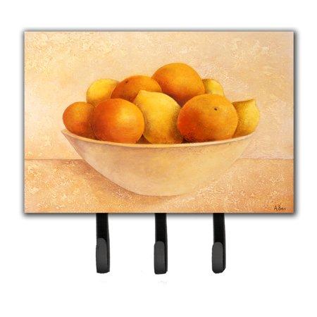 Bowl Lemon Peel - Oranges & Lemons in a Bowl Leash or Key Holder BABE0085TH68