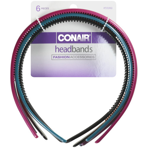 ***Discontinued***Conair Headbands 58060, 6ct