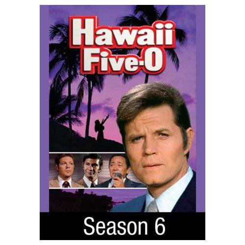 Hawaii Five-O (Classic): Season 6 (1973)