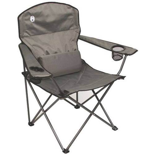 Coleman Lumbar Quattro Quad Chair