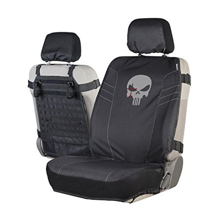 Chris Kyle American Sniper Seat Cover | Low Back | Tactical | Black | Single ()