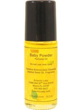 Baby Powder Perfume Oil, Large
