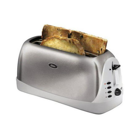 Oster TSSTTR6330-NP 2 Extra Long Slice Toaster  Stainless