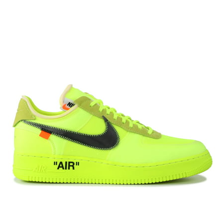 Nike - Men - Nike The 10: Nike Air Force 1 Low 'Off White' - Ao4606-700 -  Size 9