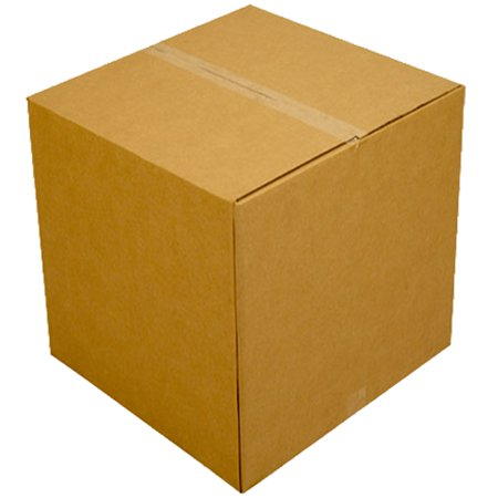 Uboxes Large Moving Boxes, 20x20x15in, 6 Pack, Cardboard Boxes - Round Cardboard Boxes