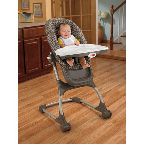 Fisher Price - E Z Clean High Chair - Walmart.com