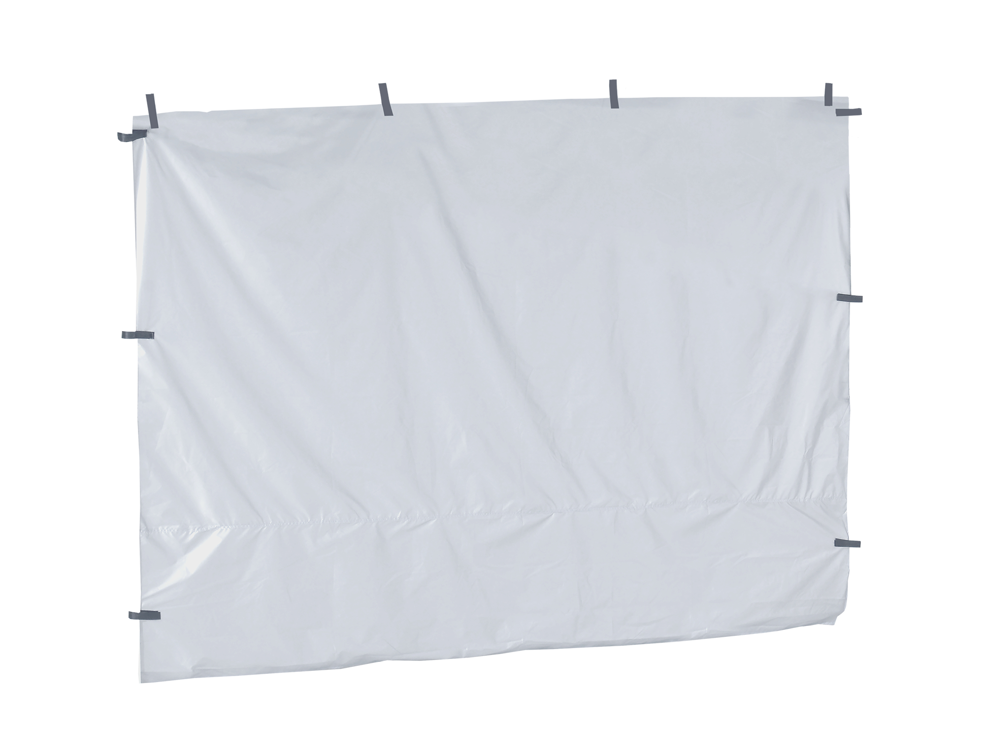 10 Ft Canopy Wall Panel White Walmart Com Walmart Com