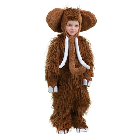 Woolly Mammoth Costume for Toddlers