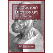 The Doctors' Dictionary, 2nd edition - eBook
