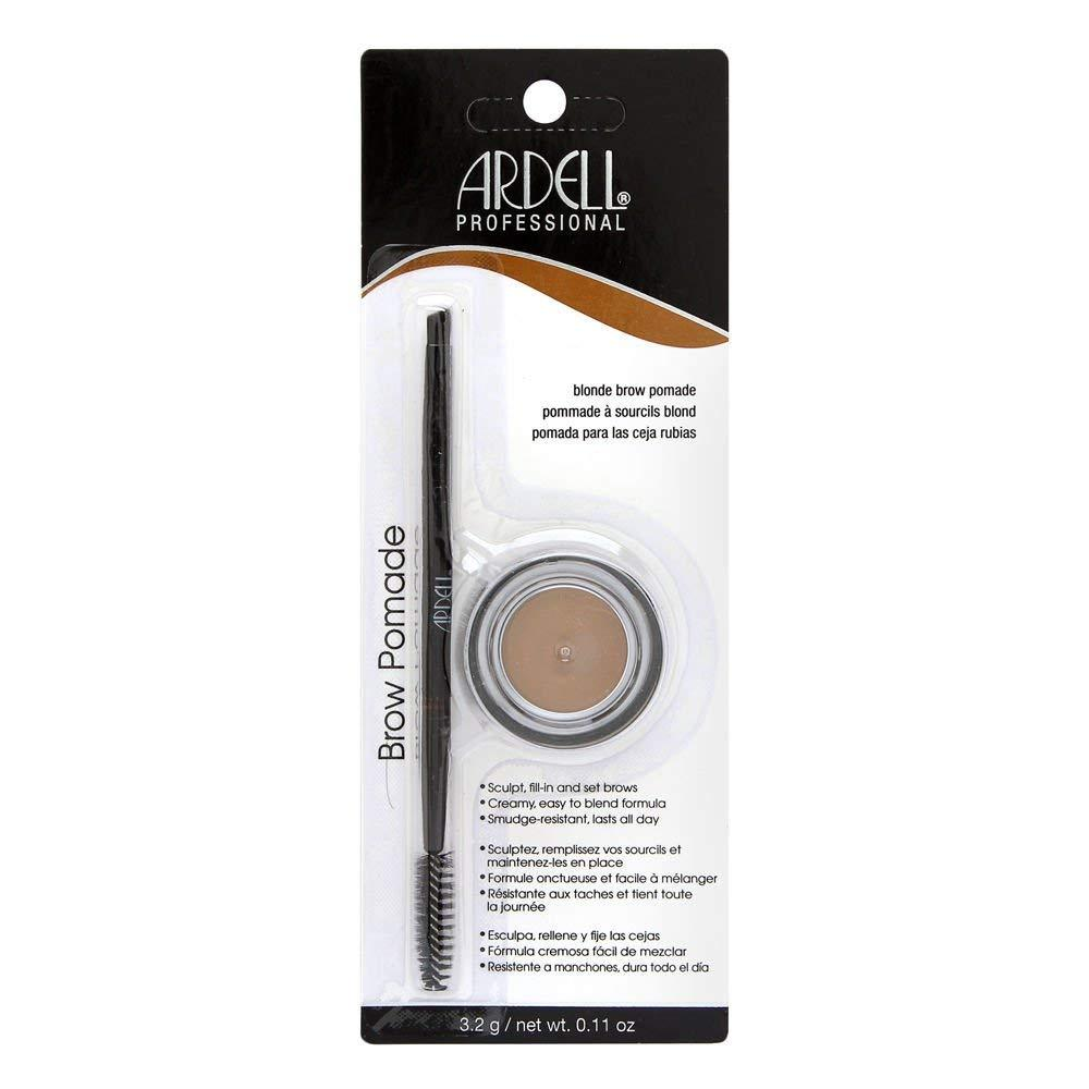 Brow Pomade, Blonde, Creamy, easy to blend formula By Ardell