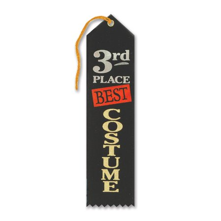 (6ct) Best Costume 3rd Place Halloween - Best Halloween Places In Ct
