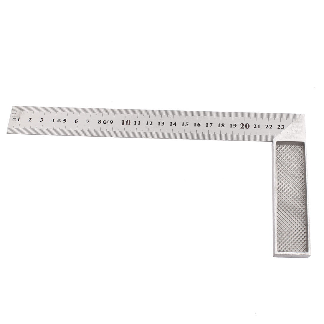 Learning Resources Safe-T Angle Linear Ruler//Card