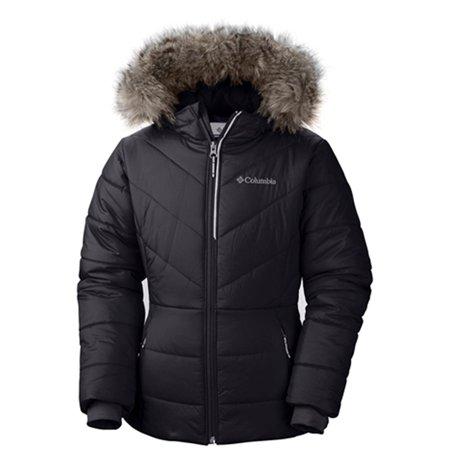 columbia girls' katelyn crest insulated jacket (Columbia Crest Cabernet Blend)