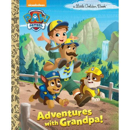 Adventures with Grandpa! (PAW Patrol) Grandpas Little Ballerina