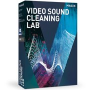 Magix Software ANR005927ESD Magix Video Sound Cleaning Lab ESD (Digital Code)