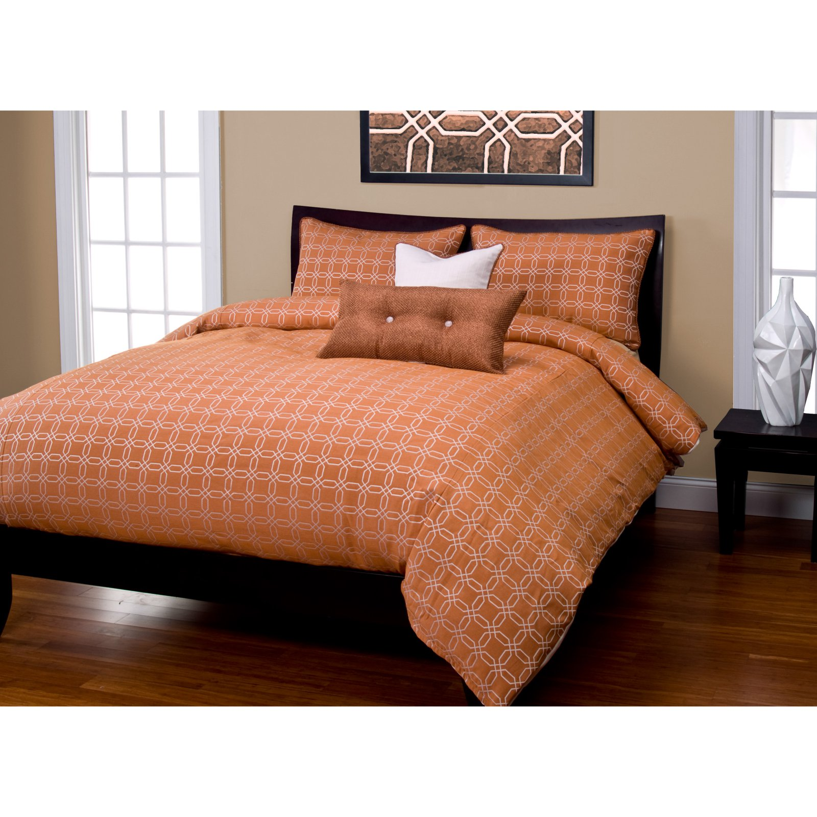 SIS Covers Mandarin Duvet Set