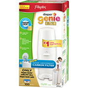 Playtex Diaper Genie Elite Pail with Carbon Filter