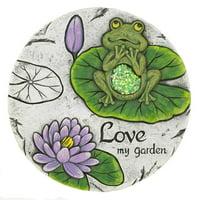 Love My Garden Stepping Stone