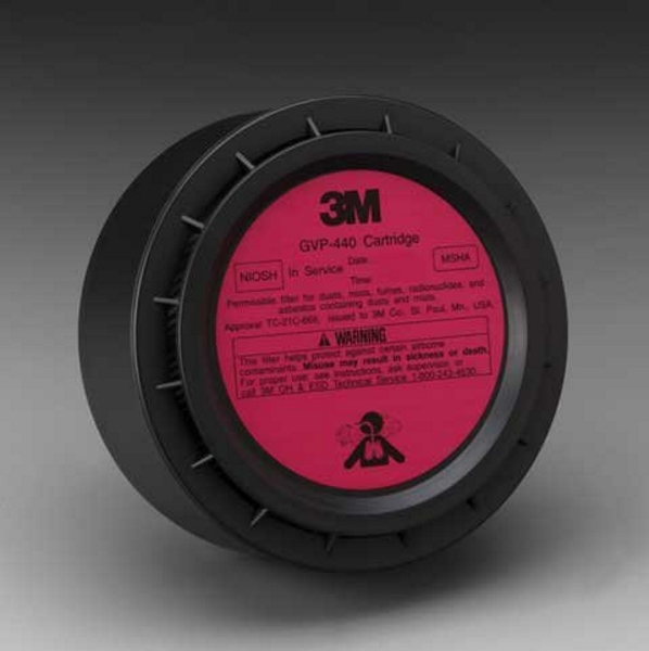 3M HEPA Filter For GVP Series Belt And Vehicle Mounted Air Purifying Respirator System