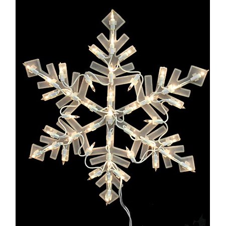 16 lighted snowflake christmas window silhouette for 16 lighted snowflake christmas window silhouette decoration