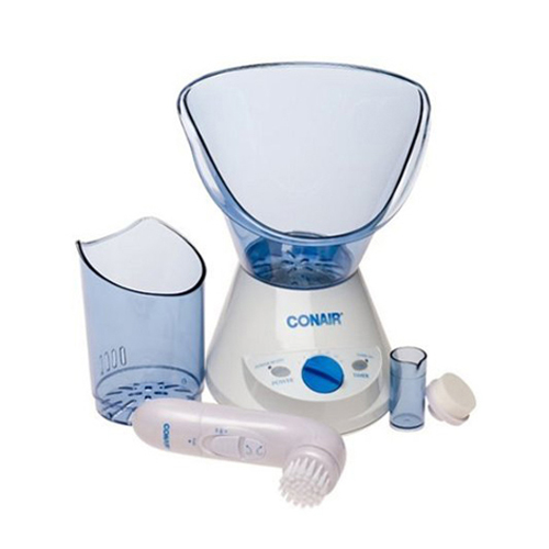 Conair Moisturizing Facial Sauna System With Timer - 1 Ea, 2 Pack