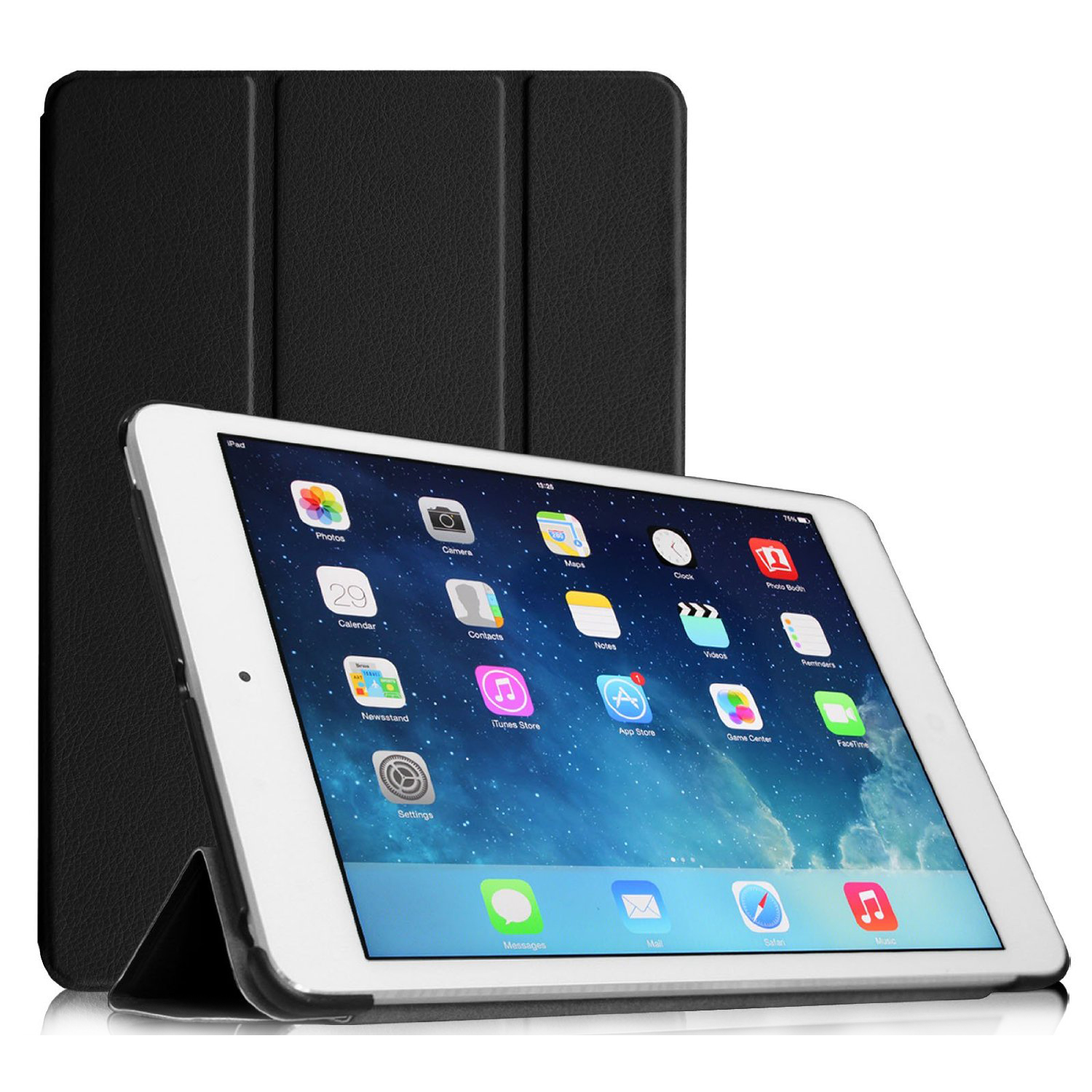 iPad mini 3 / iPad mini 2 / iPad mini Case - Fintie SlimShell Cover with Auto Sleep/Wake