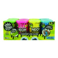 WeCool Toys Inc. 100g Neon Jar. Styles may vary.