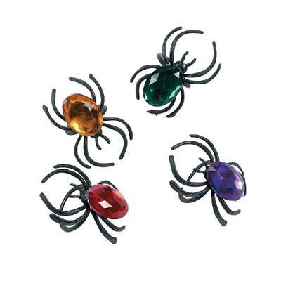 Jewel Spider Rings By Fun Express (Jewel Spider)