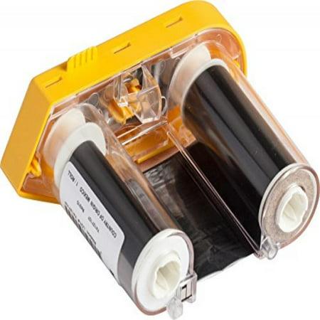 - Brady M61-R4310 - Bmp61 Series Printer Ribbon - R4300 Wax/Resin, Black, 2