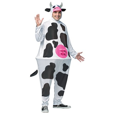 Cow Hoopster Men's Adult Halloween Costume