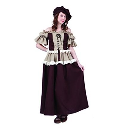 RG Costumes 81363-S Colonial Kathryn Adult Small, 4 & 6 - image 1 de 1