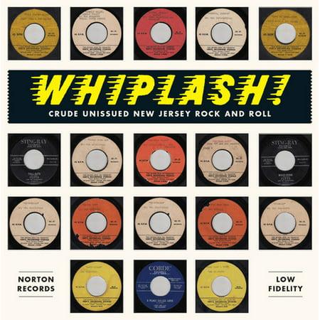 Whiplash-Crude Unissued New Jersey Rock & / Var (Vinyl)