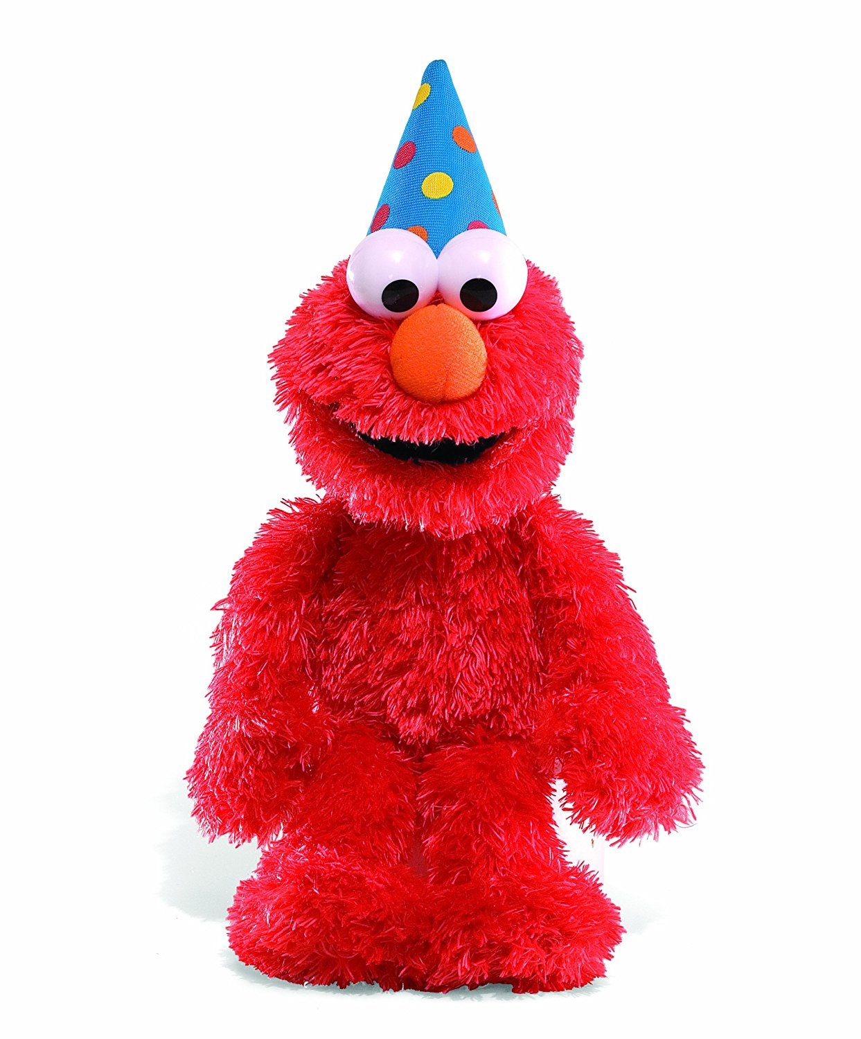 TT UP Happy Birthday Elmo with sound, Fast shipping by