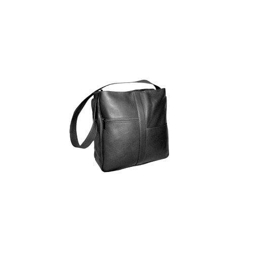 David King Double Top Zip Shoulder Bag