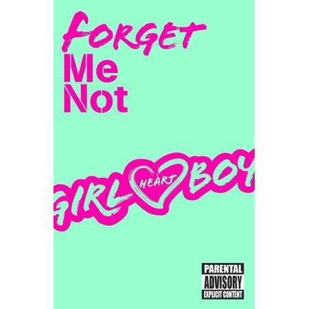 Girl Heart Boy: Forget Me Not (short story ebook 2) - eBook](Boy To Girl Halloween Story)