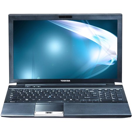 Refurbished Toshiba Tecra R950 2.7GHz DC i5 4GB 320GB Windows 10 Pro 64 Laptop B ()