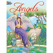 Dover Publications, Angels Coloring Book
