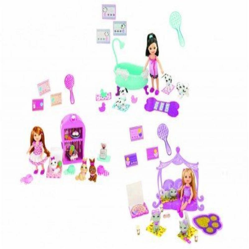 Mattel Barbie Luv Me 3: Treat Time Bunny Playset