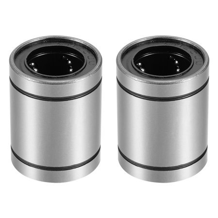LM20UU Linear Ball Bearings, 20mm Bore Dia, 32mm OD, 42mm Length 2Pcs - image 4 of 4