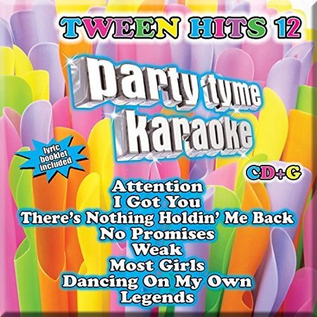 Party Tyme Karaoke: Tween Hits, Vol. 12 (CD) (Tween Halloween Party Crafts)