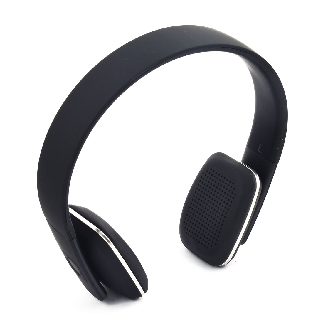 Home Tablet Noise Reduction Stereo Wireless Headphones Headset Black