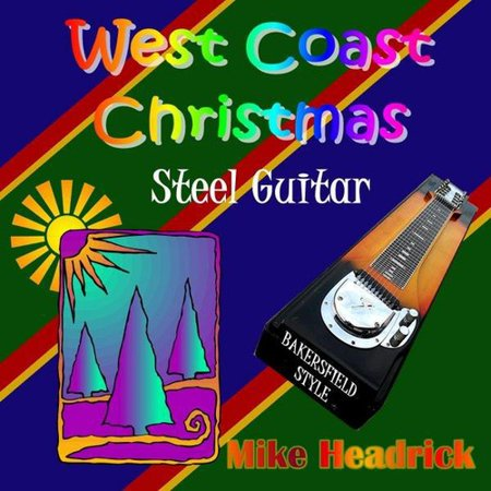 West Coast Christmas Steel Guitar (CD) ()
