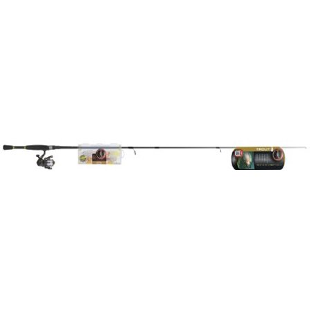 Ready 2 Fish Trout Spin Ultralight Combo with Kit ()